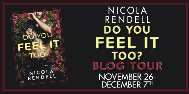 Blog Tour Post Banner - Do You Feel It Too