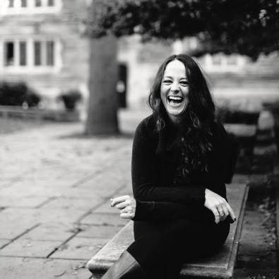 Nicola Rendell Author Photo - photo credit Emily Roembach-Clark