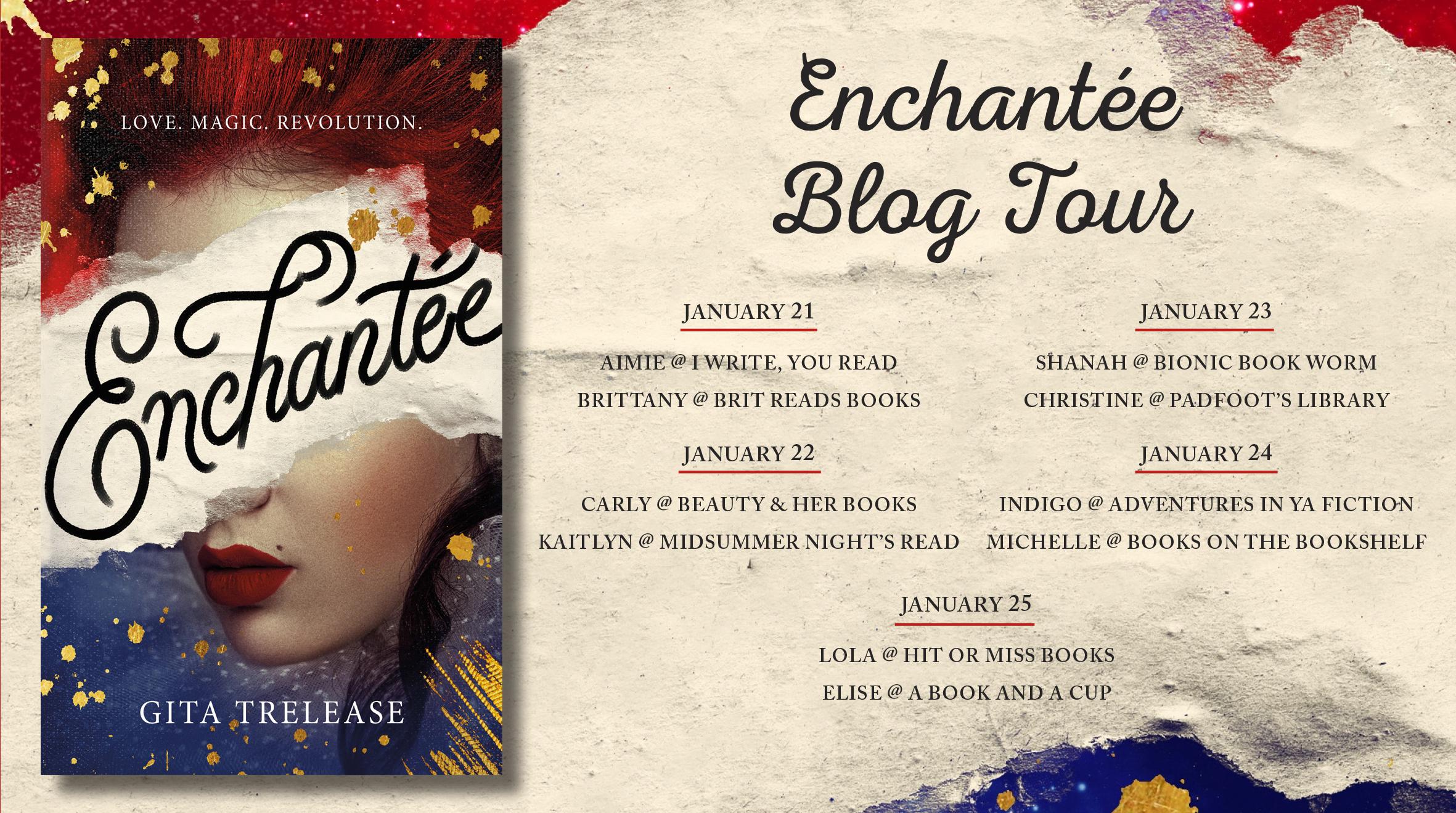 enchantee blog evite