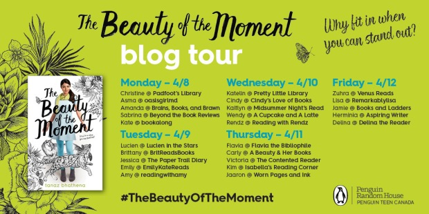 The Beauty of the Moment - twitter