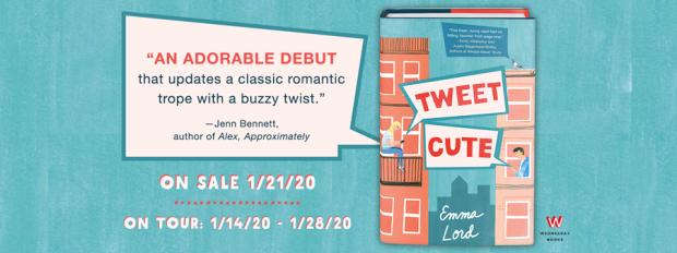 Tweet Cute_Blog Tour Banner